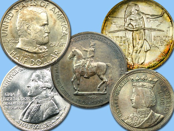 Collecting Classic Commemoratives