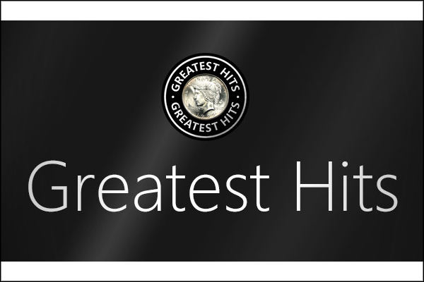 Coins We Love: Greatest Hits Vol 2 - November 3