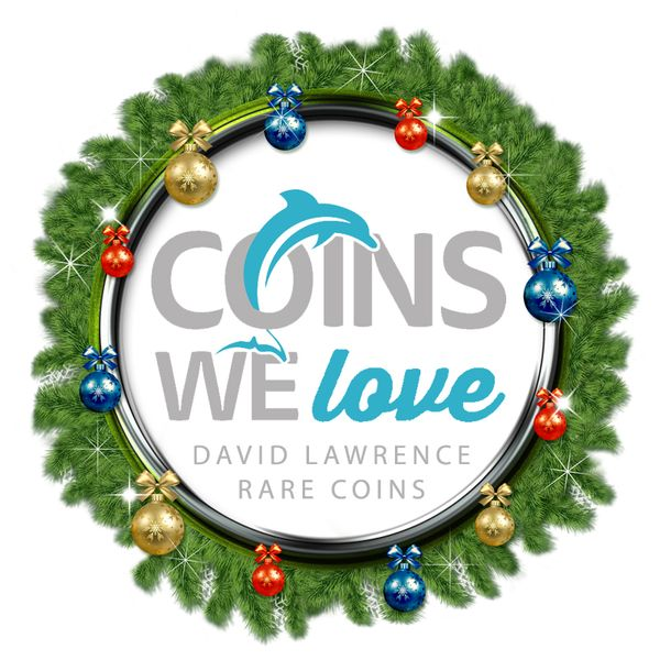 Coins We Love: A DLRC Thank You
