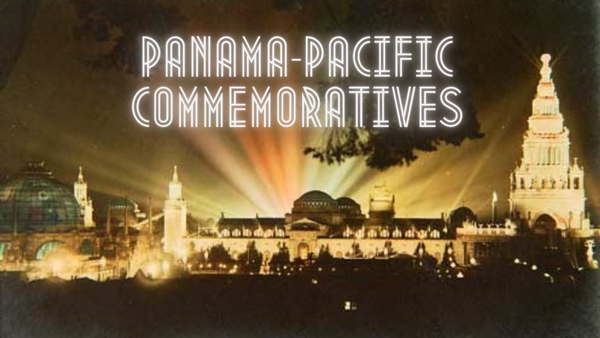 Panama-Pacific Commemoratives