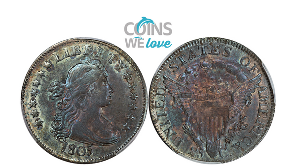 Coins We Love: A Wild Wintry Week!